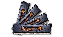 G.Skill Ripjaws IV Black 16GB DDR4-2400 CL15 quad kit