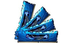 G.Skill Ripjaws IV Blue 16GB DDR4-2400 CL15 quad kit