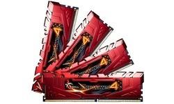 G.Skill Ripjaws IV Red 32GB DDR4-2666 CL15 quad kit