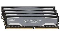 Crucial Ballistix Sport 16GB DDR4-2400 CL16 quad kit