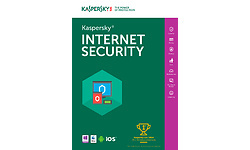 Kaspersky Internet Security 2015 3-user (1-year)