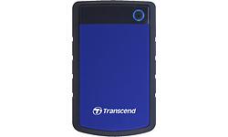 Transcend StoreJet 25H3 1TB Black/Blue