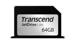 "Transcend JetDrive Lite 330 64GB (MacBook Pro Retina 13"")"