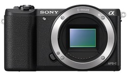 Sony Alpha 5100 16-50 + 55-210 kit Black