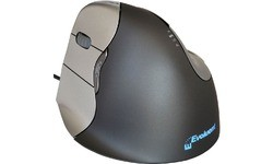 Evoluent Vertical Mouse 4 Left Hand Silver