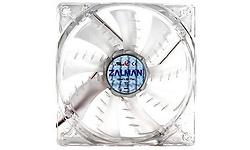 Zalman ZM-F2 Shark Fin Blade 92mm Blue LED Blue/Transparent