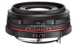 Pentax SMCP DA 21mm f/3.2 AL Black