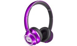 Monster Cable NCredible NTune On-Ear Candy Purple