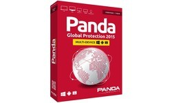 Panda Global Protection 2015 5-user