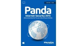 Panda Internet Security 2015 1-user