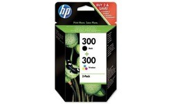 HP 300 Triple Pack