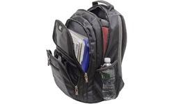 "Swissgear Backpack Pillar Black 16"""