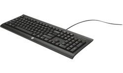 HP K1500 Keyboard Black
