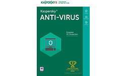 Kaspersky Anti-Virus 2015 1-user (1-year)