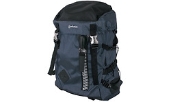Manhattan Zippack Backpack Blue/Black 15.6""
