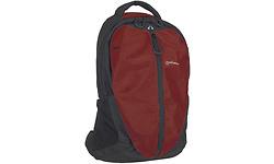 "Manhattan Airpack Backpack Red/Black 15.6"""