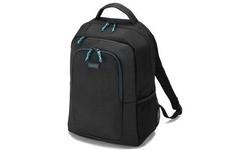 "Dicota Spin Backpack 3 Black 15.6"""