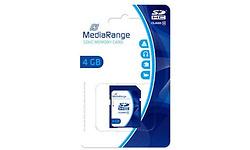MediaRange SDHC Class 10 4GB