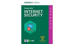 Kaspersky Internet Security 2015 5-user