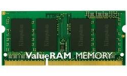 Kingston ValueRam 2GB DDR3-1600 CL11 SR 16x Sodimm
