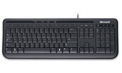Microsoft Wired Keyboard 600 Black (DE)
