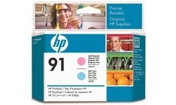 HP 91 Light Magenta/Light Cyan