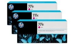 HP 771c Magenta 3-pack