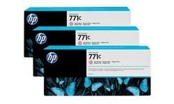 HP 771c Light Magenta 3-pack