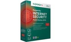 Kaspersky Internet Security Multi-Device 2015 3-user 1-year