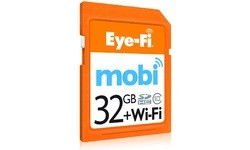 Eye-Fi Mobi SDHC Class 10 32GB + WiFi