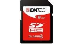 Emtec SDHC Class 4 8GB