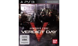 Armored Core: Verdict Day (PlayStation 3)