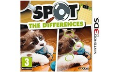 Spot The Differences (Nintendo 3DS)