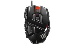 Mad Catz M.M.O. TE Gaming Mouse Glossy Black