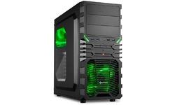 Sharkoon VG4-W Green