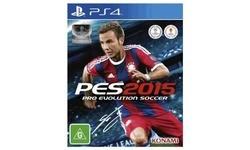 Pro Evolution Soccer 2015 (PlayStation 4)