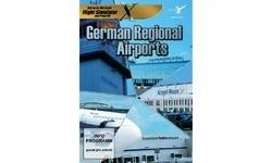 Flight Simulator X + Prepar3D: German Regional Airports Add-On (PC)