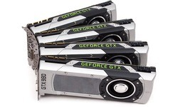 Nvidia GeForce GTX 980 SLI (4-way)