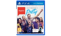 SingStar Ultimate Party (PlayStation 4)