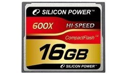 Silicon Power High speed Compact Flash 600x 16GB