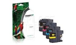 Yanec LC-123 Black/Yellow/Magenta/Cyan