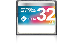 Silicon Power High Speed Compact Flash 32GB 400x