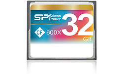 Silicon Power High Speed Compact Flash 32GB 600x