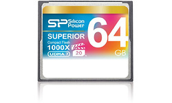 Silicon Power High Speed Compact Flash 64GB 1000x