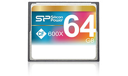 Silicon Power High Speed Compact Flash 64GB 600x