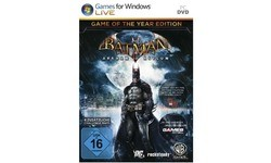 Batman: Arkham Asylum, Game of the Year Edition (PC)
