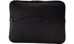 "Hama Notebook Sleeve Comfort Black 15.6"""