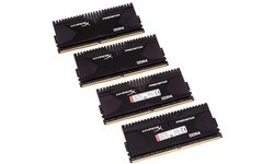 Kingston HyperX Predator 16GB DDR4-2666 CL13 quad kit