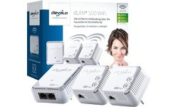 Devolo dLan 500 Triple+ WiFi Network kit