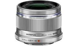 Olympus M.Zuiko Digital 25mm f/1.8 Silver